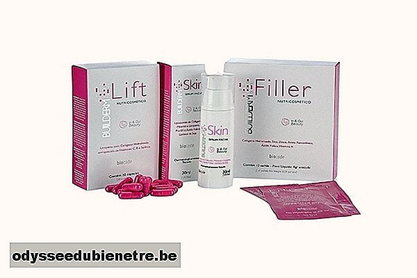Kit Builderm Lift para combater as Rugas