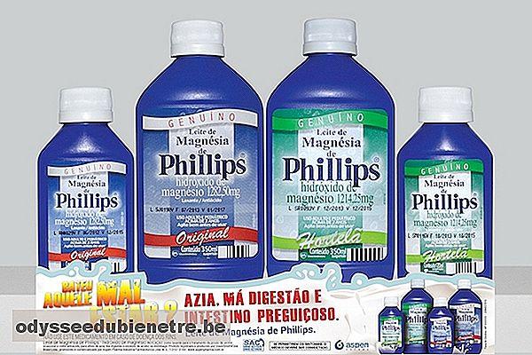 comprar leche de magnesia phillips