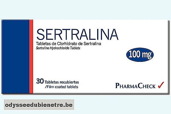 Profil Zoloft (Sertraline) - Utilizare, dozare și efecte secundare