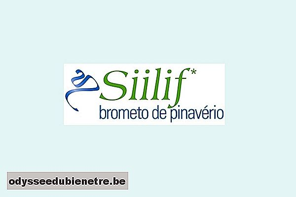Siilif - Remédio para regular o intestino