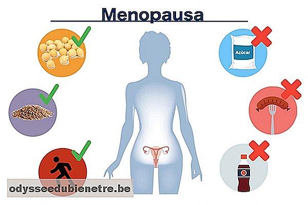 es menopausia o diabetes