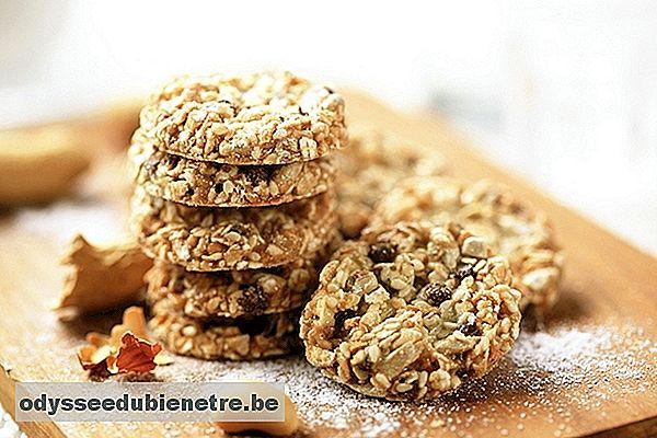 Spuntini Sani E Diabete : D avena biscotti e noci per il diabete il diabete it
