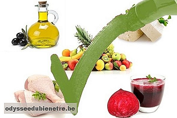 Dieta para controlar la hipertension