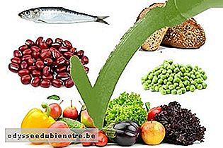 Dieta recomendada para un diabetico