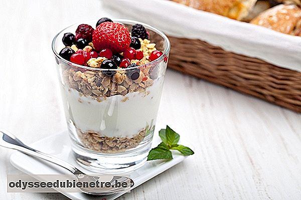como consumir granola para adelgazar