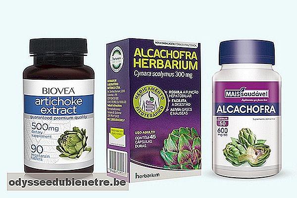 capsulas de alcachofa sirven para adelgazar