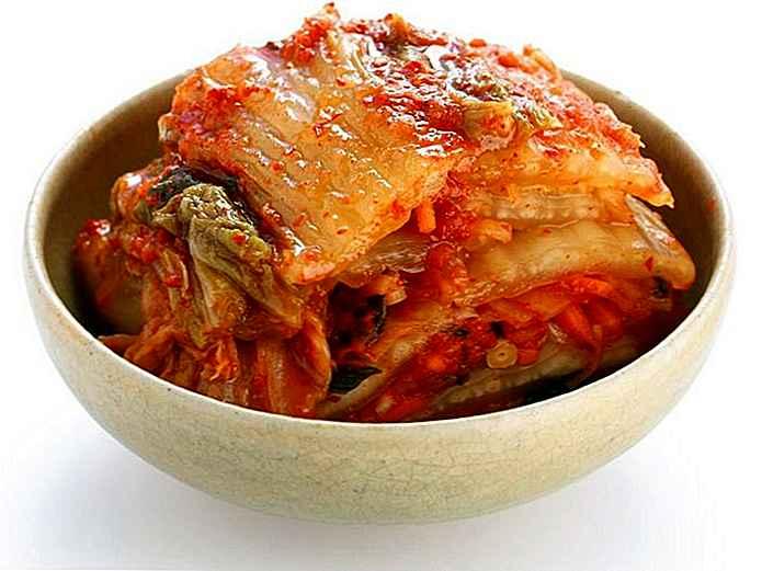 poate kimchi să provoace pierderea în greutate)
