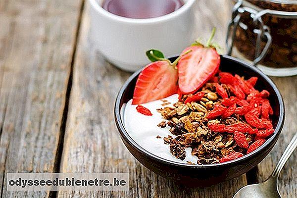 Slăbiți cu fructe de padure naturale Goji
